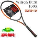 ウィルソン バーン 100S WILSON BURN 100...