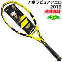 バボラ ピュアアエロ 2019 Babolat PURE AERO 300g BF101353/BF101354 硬式テニスラケット