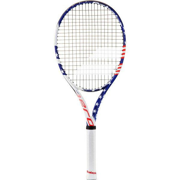 2016限定カラーモデル! バボラ ピュアアエロ スターズ&ストライプ Babolat PURE AERO STARS & STRIPESテニスラケット