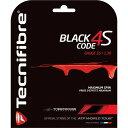 テクニファイバー ブラックコード 4S Tecnifibre BLACKCODE 4S ノンパッケージ12mロールカット品