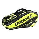 2016年Newナダルモデル! バボラ 2016 ピュアアエロ(9本) ラケットバッグ Babolat Pure Aero Racket Bag