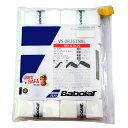 バボラ VSグリップ オリジナル×12 白 Babolat VS Grip Original 12PK オーバーグリップ