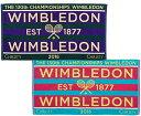 2016ウィンブルドンチャンピオンシップタオル男女 (Wimbledon Championships Towel 2016)