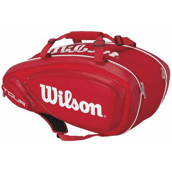 2016年モデル ウィルソン ツアーV・9 バック 赤 9本入 Wilson TOUR V 9 PACK