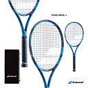 バボラ BabolaT テニスラケット ピュア ドライブ + PURE DRIVE + 101438J