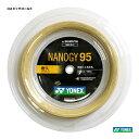 ヨネックス(YONEX) ガット バドミントン用 ナノジー95 200mロールガット NBG95-2