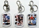 Three SS501 key ring sets 1