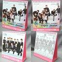 Super Junior 2012年卓上カレンダー(ピンク)