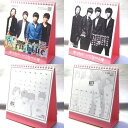 CNBLUE 2012年卓上カレンダー(ピンク)