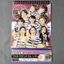 Girls Generation(少女時代) 2012年卓上カレンダー(日本製)