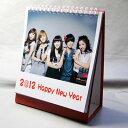 4Minute 2012年卓上カレンダー(中国製)