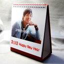キム・レウォン 2012年卓上カレンダー(中国製)