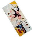 東方神起 JYJ フェイスタオル柄1(40cm×90cm)