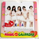 KARA 2013年Magicミニカレンダー