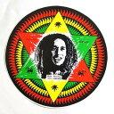 ボブ マーリー(Bob Marley) ラスタシール3 3枚セット【特価品】