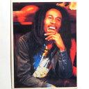 ボブ・マーリー(Bob Marley) ラスタ・ポストカード3 3枚セット【特価品】