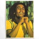 ボブ・マーリー(Bob Marley) ラスタ・ポストカード6 3枚セット【特価品】