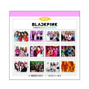 BLACK PINK ブラックピンク 2018年度 PHOTO 卓上カレンダー【お取り寄せ品】