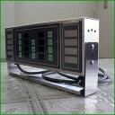 【業務用/新品】 トーエイ工業 8チャンネルホールディングタイマー CHT-8F W420×D56×H102mm 【送料無料】