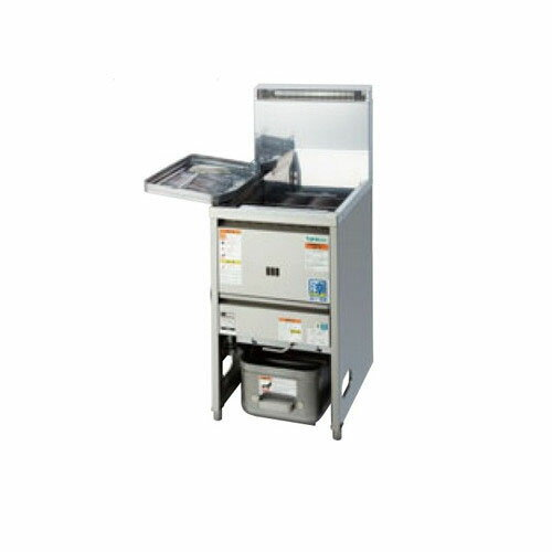 業務用新品タニコーガスフライヤー低輻射熱式NBガスフライヤーNB-TGFL-C30W300×D600