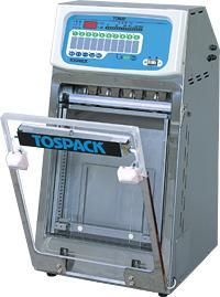 【業務用/新品】 真空包装機 トスパック 卓上型 縦型 SV-300G2 ガス封入機能付き 【送料無料】