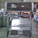 【送料無料】【中古】【業務用】 電光看板 専用架台付 TOWA US-YFP04S 幅1342×奥行560×高さ1740