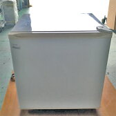 【中古】1ドア直冷式冷蔵庫 サンヨー SR-51G(W)形 幅473×奥行483×高さ480 【送料無料】【業務用】