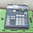 【中古】レジスター カシオ計算機 TE-2500 幅330×奥行360×高さ198 【送料無料】【業務用】
