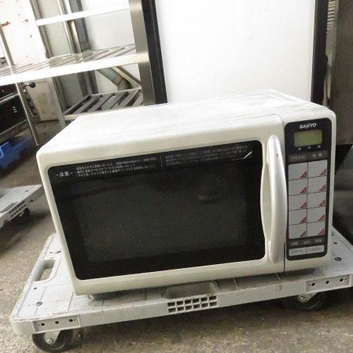 【中古】業務用電子レンジ サンヨー EM-750 幅490×奥行383×高さ320【送料別途見積】【業務用】