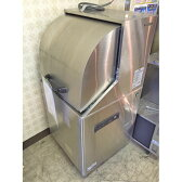【中古】食器洗浄機 リターンタイプ ホシザキ JW-450RUF3-L 幅600×奥行600×高さ1500 【送料無料】【業務用】