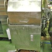 【中古】食器洗浄機 日本洗浄機 SD64EAS 幅600×奥行600×高さ1250 【送料無料】【業務用】