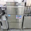 【中古】食器洗浄機 小型ドアタイプ タニコー TDWC-405UE3 幅600×奥行600×高さ800 tanico【業務用】【送料別途見積】