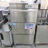 【中古】食器洗浄機 タニコー TDWC-405UE3 幅600×奥行600×高さ800 【送料別途見積】【業務用】
