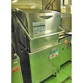 【中古】食器洗浄機 ホシザキ JWE-580UA 幅640×奥行655×高さ1432 【送料無料】【業務用】