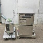 【中古】食器洗浄機 (ブースター付) ホシザキ JW-300TF 幅450×奥行450×高さ855 【送料別途見積】【業務用】