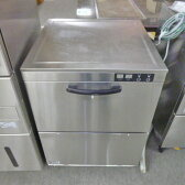 【中古】食器洗浄機 アンダーカウンタータイプ テンポスオリジナル TBDW-400U1 幅600×奥行600×高さ800 【送料別途見積】【業務用】