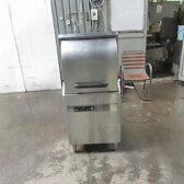 【中古】食器洗浄機 リターンタイプ ホシザキ JW-450RUF3 幅600×奥行600×高さ1335 【送料別途見積】【業務用】