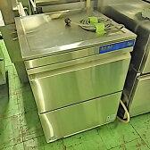 【中古】アンダーカウンター食器洗浄機 ジェーシーエム JCMD-40U1 幅600×奥行600×高さ800 【送料無料】【業務用】