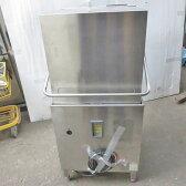【中古】食器洗浄機 横河電子機器 E5-G08 幅700×奥行750×高さ1370 三相200V 都市ガス 【送料別途見積】【業務用】