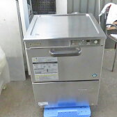 【中古】食器洗浄機 ホシザキ JW-400TUF 幅600×奥行600×高さ740 三相200V 50Hz専用 【送料無料】【業務用】