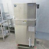 【中古】食器洗浄機 北沢産業 KWD-62E 幅750×奥行650×高さ1400 三相200V 【送料別途見積】【業務用】