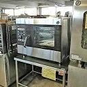 【中古】スチームコンベクションオーブン(スチコン) ホシザキ MIC-5TA3 幅747×奥行560×高さ665 三相200V 【送料無料】【業務用】