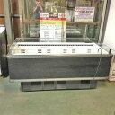 【中古】冷凍ショーケース(アイランド) 福島工業 IMC-65PGFTAXR 幅1671×奥行900×高さ850 三相200V 【送料別途見積】【業務用】