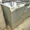 【中古】食器洗浄機 北沢産業 CW-520S 幅575×奥行605×高さ820 三相200V 【送料別途見積】【業務用】