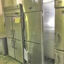 【中古】縦型冷凍庫 フジマック FRF6180J 幅610×奥行800×高さ1950 【送料別途見積】【業務用】