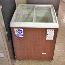 【中古】無風冷凍ショーケース ダイレイ RIO-68SG 幅680×奥行650×高さ880 【送料無料】【業務用】