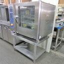 【中古】スチームコンベクションオーブン マルゼン SSC-06SC 幅1020×奥行750×高さ770 三相200V 【送料別途見積】【業務用】