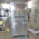 【中古】食器洗浄機 ホシザキ JWE-450RUB-R 幅600×奥行600×高さ1400 三相200V 【送料別途見積】【業務用】