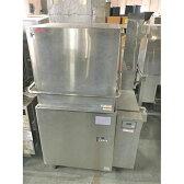 【中古】食器洗浄機 フジマック FDW60DE 幅970×奥行670×高さ1435 三相200V 50Hz専用 【送料別途見積】【業務用】