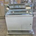 【中古】冷凍ディッピングケース パナソニック SCR-VD10NA 幅1065×奥行778×高さ1124 【送料無料】【業務用】
